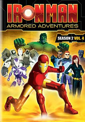 IRON MAN:ARMORED ADVENTURES SSN 2 V 4 BY IRON MAN: ARMORED AD (DVD)