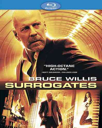 SURROGATES BY WILLIS,BRUCE (Blu-Ray)